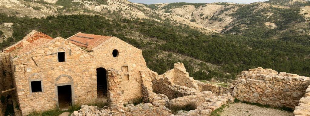 Anavatos, Chios
